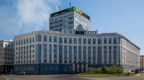 Norilsk Nickel, Russia
