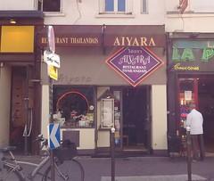 Aiyara @ Paris (*_*) Tags: paris france europe city summer 2016 thai thailand food montparnasse