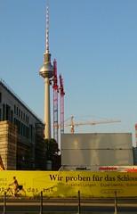 2015-07-17 06 Berlintour, Fernsehturm und Schlossneubau, Schlossprobe (kaianderkiste) Tags: germany berlin fernsehturm schlossneubau televisiontower tvtower oops schlossprobe