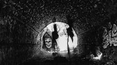 Creepy rdv (J2MC) Tags: marseille j2mc pentax noiretblanc blackandwhite blackwhite creep dark urbex urban