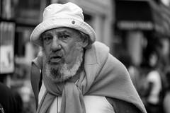 Flawless hat (- interact -) Tags: portrait stranger candid nikon d600 105mm street dof amsterdam bokeh
