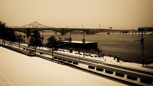 Bridge into St. Louis