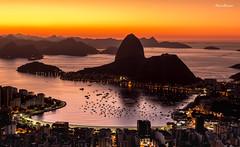 Rio de Janeiro (mariohowat) Tags: mirantesdoriodejaneiro mirantedonamarta sunrise alvorada amanhecer longaexposio brasil brazil rio2016