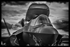 Lockheed Martin F-35B Lightning II - 46 (mod) (NickJ 1972) Tags: raf fairford royalinternationalairtattoo riat airshow 2016 aviation lockheed martin f35 lightning ii vstol 168726 vm18