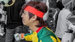Inazuma Eleven x #AMG2016: 013 (cropped) (FAT8893) Tags: amg2016 animangaki animangaki2016 cosplay inazumaeleven level5 malaysia soccer mamoru endou mark evans