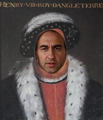 Henry VIII à Beauregard (Guillaume Cingal) Tags: samsungodilonfinaoût2016