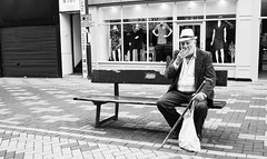 street portrait (matthewheptinstall) Tags: wakefieldstreetphotography wakefield city urban citylife candid portrait figure everyday hometown people documentary west yorkshire