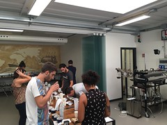 Cupping @Factory, Sept 2016