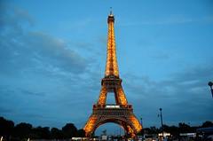 La tour Eiffel (Jose.Jim) Tags: eiffel tour torre paris europe tower europa france arquitectura architecture night lights