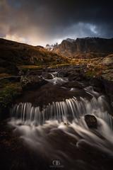 Valhalla Awaits Me (DBPhotographe) Tags: pyrénées ossau pic atlantique montagne torrent pose longue eau automne couleur filtres lee cpl polarisant davidbouscarle canon 6d