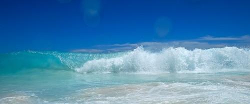 Je suis la vague qui te ramène