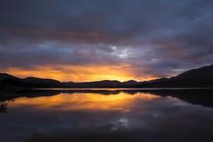 Loch Tulla _ Sunset _ Glencoe (Margaret S.S) Tags: loch tulla glencoe scotland