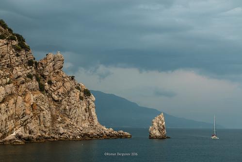 Sail Rock, Gaspra, Russia