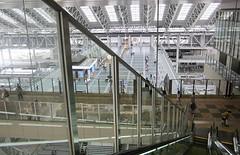 Osaka Station - Umeda 1742 (Tangled Bank) Tags: japan japanese asia asian osaka city station jr rail railway downtown urban train railroad