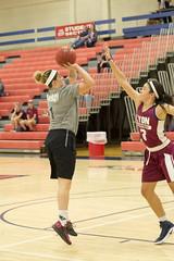 DJT_6214 (David J. Thomas) Tags: sports athletics basketball alumni homecoming lyoncollege scots batesville arkansas women
