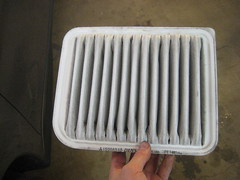 2011-2017 Mitsubishi Outlander Sport Engine Air Filter - Checking & Replacing (paul79uf) Tags: 2011 2012 2013 2014 2015 2016 2017 mitsubishi outlander sport engine air filter change changing replace replacing replacement guide howto diy tutorial instructions steps part number como hacer cambiar limpiar filtro 3rd third generation numero de parte