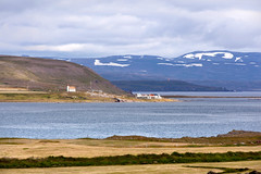Church on the Farm _5376 (hkoons) Tags: kotbã½likuklarans northwesticeland skagipeninsula westfiords westfjords iceland neighborhood strandir bay buildings domicile fiord fjord home homes inlet island lodging magic north residences saltwater sea sorcery water witch witchcraft