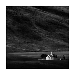 [  .] (Nick green2012) Tags: iceland church square landscape mountains valley
