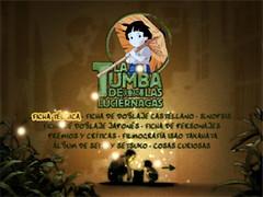 05-LA TUMBA DE LAS LUCIERNAGAS - E.E. 2 DISCOS - CENTURYON (CENTURYON1) Tags: la tumba de las luciernagas ee 2 discos