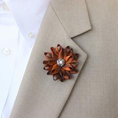 Wedding boutonnieres for men. http://buff.ly/2eyCGY6 #etsy #weddings #2017wedding #mensgifts #style #men #gifts (petalperceptions.etsy.com) Tags: etsy smallbiz flowers jewelry