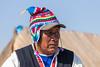 The president of a Uros island (fabioresti) Tags: urosislands isole lago titikaka lake puno perù canoneos80d 55250 2016 president presidente
