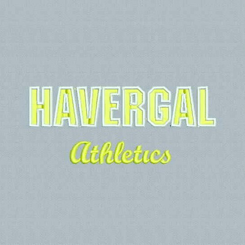 #havergal Email your artwork in pdf, jpg or png format to indiandigitizer@gmail.com. http://ift.tt/1LxKtC5 #FlatRateEmbroideryDigitizing #Indiandigitizer #embroiderydigitizing #embroidery #naice 👌 #artwork #design #embroidery #sticken #stickenistt