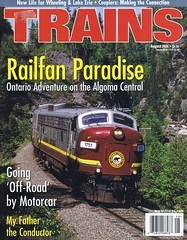 Trains 2000 (Runabout63) Tags: algoma central railroad locomotive