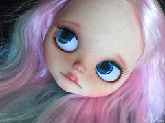 Blythe custom #109 commission