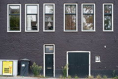 A Little Bit Of Order (photosam) Tags: amsterdam noordholland netherlands fujifilm xe1 fujifilmx prime raw lightroom xf35mm114r xf35mmf14r cloudy architecture