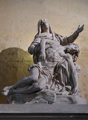 Piet (Granpic) Tags: france toulouse midipyrnes hautegaronne cathedral sttiennecathedraltoulouse cathdralesttiennetoulouse piet sculpture carving stonecarving 17thcenturysculpture gervaisdrouet
