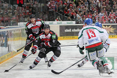 """DEL15 Kölner Haie vs. Augsburg Panthers 10.12.2014 002.jpg • <a style=""""font-size:0.8em;"""" href=""""http://www.flickr.com/photos/64442770@N03/15406883104/"""" target=""""_blank"""">View on Flickr</a>"""