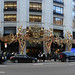 Barneys Christmas Decoration 2014, New York Manhatten