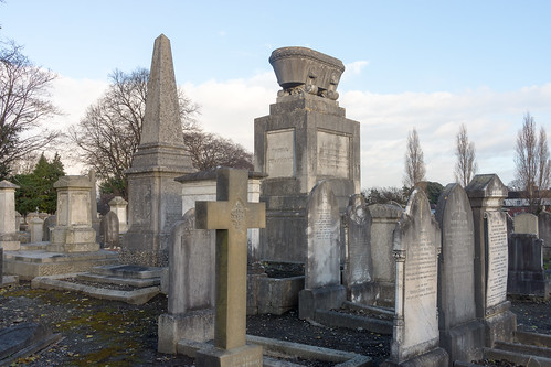 Mount Jerome Cemetery & Crematorium is situated in Harold's Cross Ref-100420