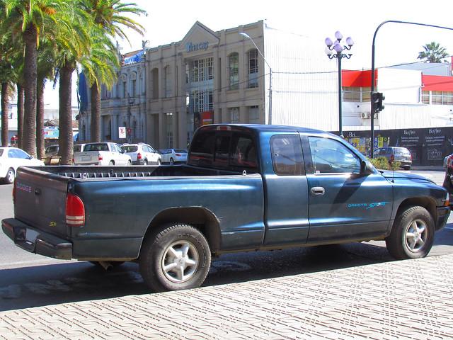pickup dodge 1995 dakota magnum v6 camionetas clubcab dakotasport dakotav6