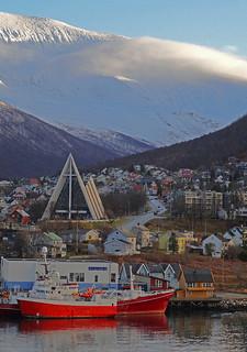 Tromsdalen Harbour