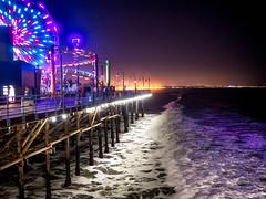 Santa Monica California Pier (lymbzero) Tags: santamonica