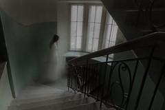 A ghost (LauraOks) Tags: tallinn estonia est kummitus