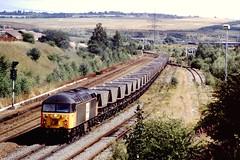 56118 Woodhouse Jn 04 Aug 97 (doughnut14) Tags: train grid diesel r