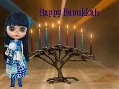 A Happy Hanukkah....