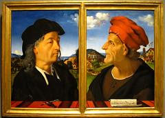 Architects (YIP2) Tags: art amsterdam portraits faces paintings painter rijksmuseum renaissance pierodicosimo giulianogiamberti francescogiamberti