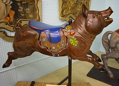15-02-28-40D-A-10-22-EFS_78-1 (BrandyVSOP) Tags: wood cats animals museum oregon canon painting pig bears dragons carousel carving gustav tigers lions albany historical giraffe unicorns merrygoround zebras the menagerie dentzel gustavdentzel brandyvsop albanycarousel todogs thehistoricalcarouselmuseuminalbanyoregon