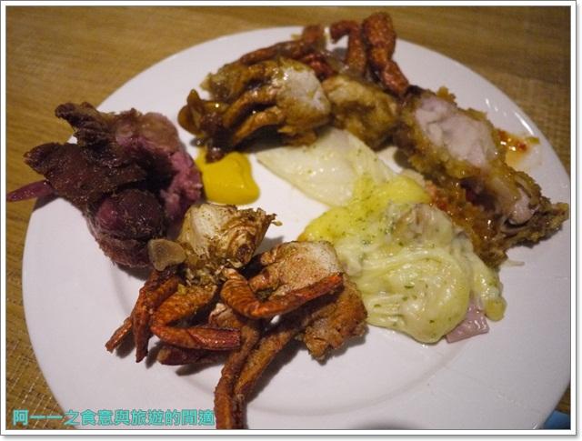 北海岸萬里野柳泊逸渡假酒店buffet吃到飽漁人廚房聚餐image055