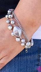 5th Avenue Silver Bracelet K2 P9211A-4