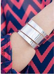 5th Avenue Silver Bracelet K2 P9211-2