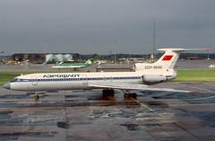 CCCP-85092 - 1974 build Tupolev Tu-154B-1, scrapped by mid 1994 (egcc) Tags: man manchester led su afl tupolev aeroflot ringway egcc tu154 eianf tu154b1 cccp85092 74a092 ra85092