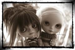 My Yin & Yang girls.....