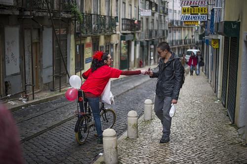 International Condom Day 2015: Portugal