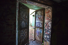 bunker (eb78) Tags: marinheadlands graffiti bunker ca california northbay