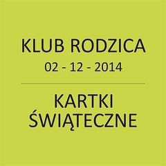 KLUB RODZICA 2-12-2014