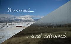 AZ weather: Promised and Delivered (ArneKaiser) Tags: winter arizona sky weather clouds az flagstaff doneypark azwxflagstaff